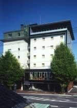 延岡ホテル施設全景