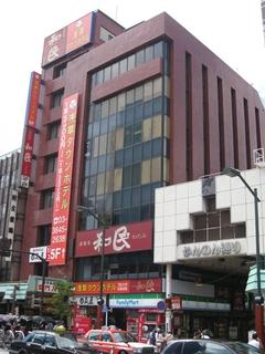 浅草タウンホテル施設全景