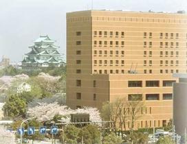 KKRホテル名古屋(国家公務員共済組合連合会名古屋共済会館)施設全景