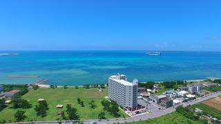ホテル ロイヤルマリンパレス石垣島 <石垣島>施設全景