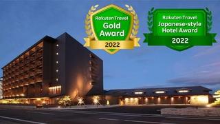 函館湯の川温泉 ホテル万惣施設全景