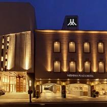 みしまプラザホテル施設全景