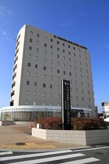 センターワンホテル半田施設全景