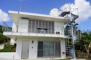 古宇利島 Villa Nagomi施設全景