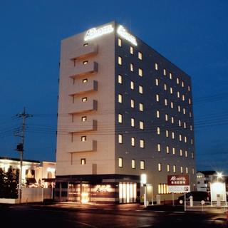 ABホテル伊勢崎施設全景