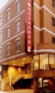 旭川ビジネスホテル施設全景