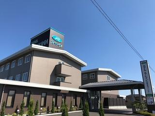 名取岩沼温泉 ホテルルートイン名取岩沼インター −仙台空港−施設全景