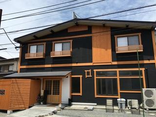 ゲストハウス オレンジ・キャビン施設全景