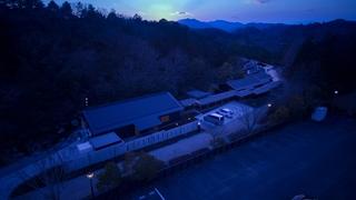 千の杜別邸 月夜見の座施設全景