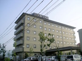 ホテルルートイン伊賀上野−伊賀一之宮インター−