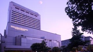 神戸ベイシェラトンホテル&タワーズ施設全景