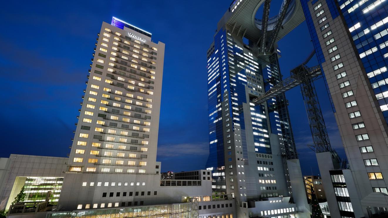 ウェスティン ホテル 大阪 シャトル バス
