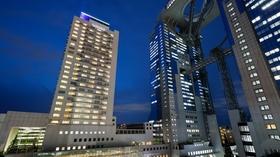 ウェスティンホテル大阪施設全景