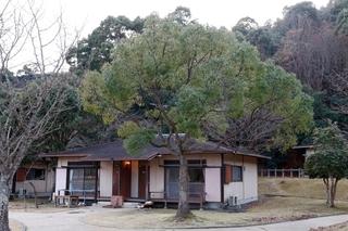 宮島包ヶ浦自然公園施設全景