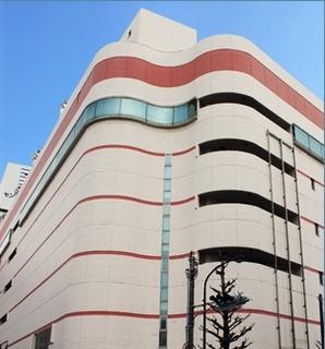 ホテルリブマックス浜松駅前施設全景