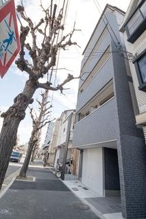 JAPANING京都ホテル円町施設全景