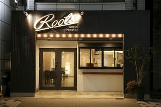 Roots Hostel(ルーツホステル)施設全景