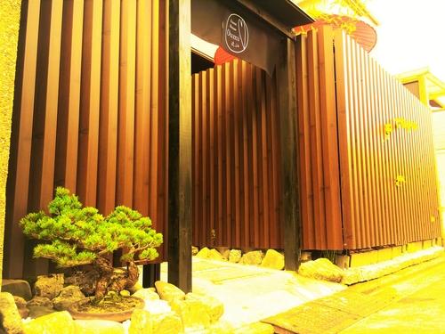Guest House Oumi 近江施設全景