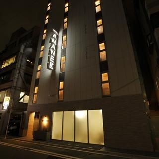 ホテル アマネク 銀座イースト(2016年6月11日オープン)施設全景