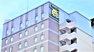 スマイルホテル名古屋栄施設全景