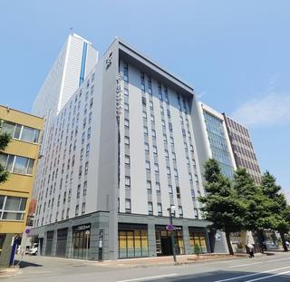 JRイン札幌駅南口施設全景