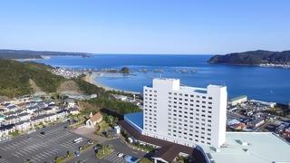 ホテル&リゾーツ 和歌山 串本(旧:串本ロイヤルホテル)施設全景