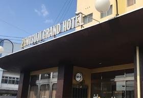 善通寺グランドホテル施設全景
