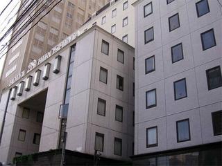 ホテル28広島施設全景