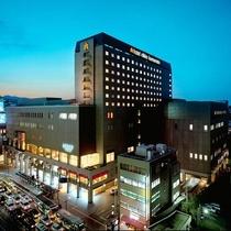 ホテル日航熊本施設全景