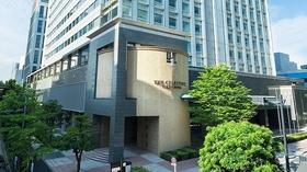 ホテル ザ セレスティン東京芝(旧セレスティンホテル)施設全景