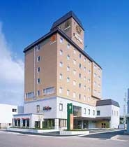 ホテル アド・イン鳴門施設全景