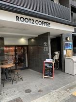 Root2 coffee & hostel施設全景