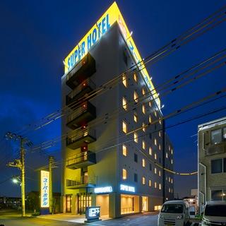 スーパーホテル千葉・市原(2016年9月29日グランドオープン)施設全景