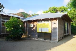 伝泊 港と夕陽の見える宿 FUNA‐GURA <奄美大島>施設全景