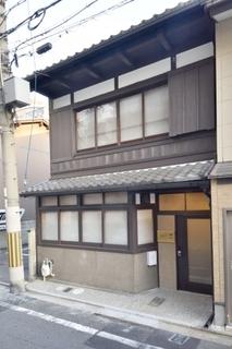 京都ゲストハウス薩婆訶SOWAKA施設全景