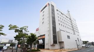 アパホテル<山形鶴岡駅前>施設全景