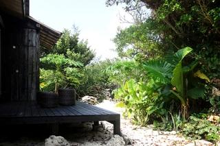 伝泊 プライベートビーチのある宿 MAE−HIDA <奄美大島>施設全景