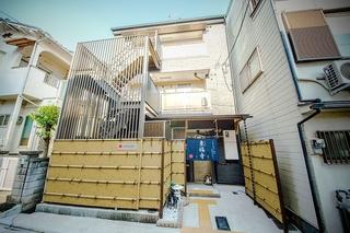 JAPANINGHOTEL LIBRE東福寺施設全景