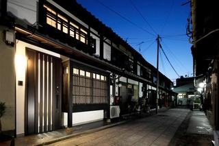 京の宿 月光庵施設全景