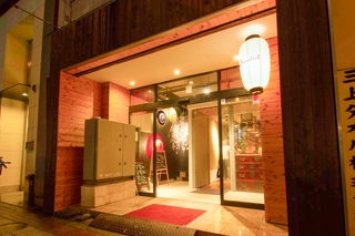 Japanize Guest House施設全景