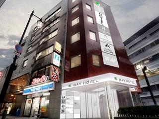 田町BAY HOTEL(田町ベイホテル)施設全景