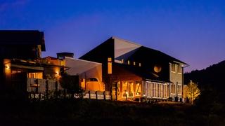 Yufuin Luxury Villa −zakuro−施設全景