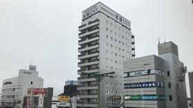 東横インさいたま岩槻駅前施設全景