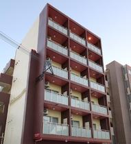 Mr.KINJO プレミアムホーム in 北谷II施設全景