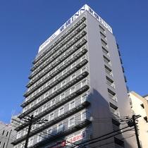 東横イン大阪船場2施設全景