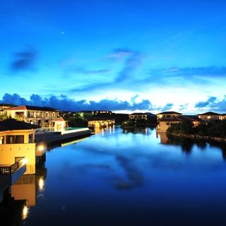 ホテルアラマンダ小浜島<小浜島>(2019年4月1日より、「ホテルニラカナイ小浜島」へ名称変更)施設全景