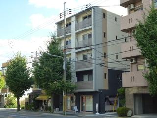 ジャパニングホテル モダニー京都円町施設全景