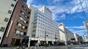 長崎バスターミナルホテル施設全景