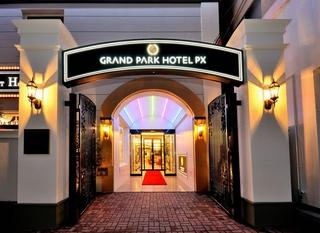 グランパークホテルパネックス八戸施設全景