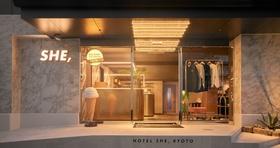 HOTEL SHE, KYOTO施設全景